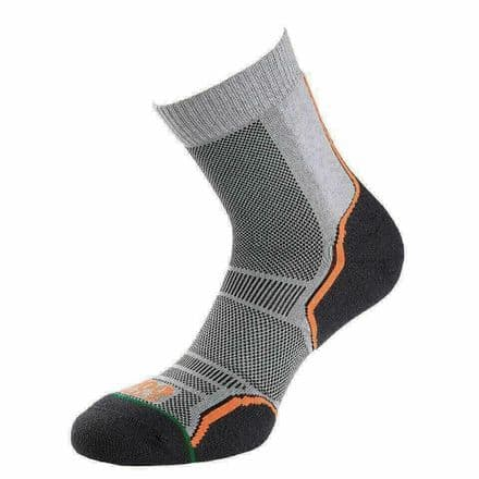 1000 Mile Trail Socks - Twin Pack - Mens and Womens